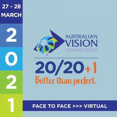 Australian Vision Convention 2021