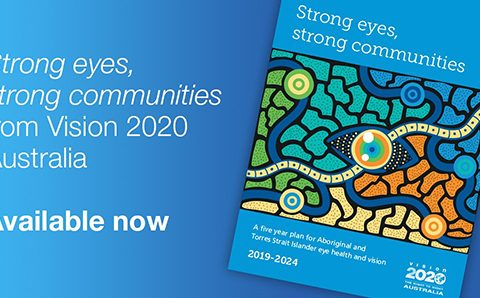 Strong Eyes, Strong Communities plans to close the gap in vision