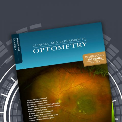 Clinical & Experimental Optometry