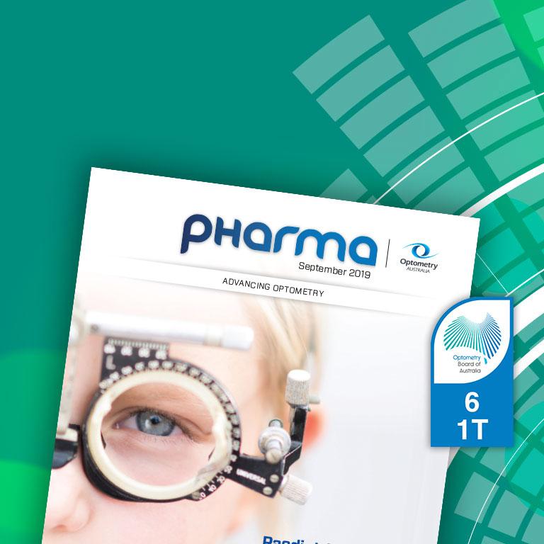 Pharma September - Available now!