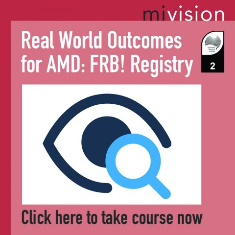 Real World Outcomes for AMD: FRB! Registry