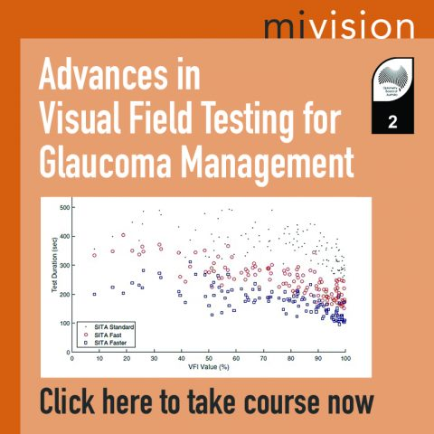 Advances in Visual Field Testing for Glaucoma Management