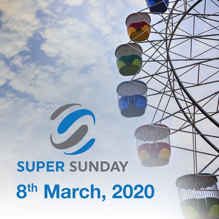 Optometry NSW/ACT Super Sunday 2020