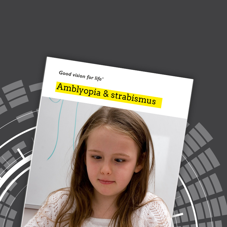 Amblyopia & strabismus