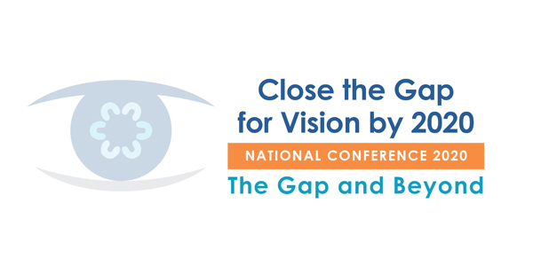 Latest update about the Close the Gap for Vision by 2020
