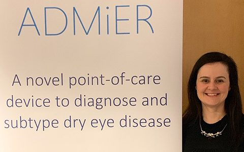 Game-changing point-of-care device to diagnose and sub-type dry eye