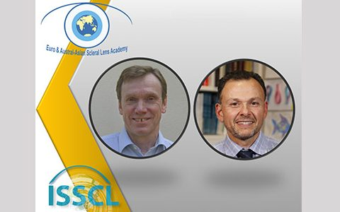 New scleral lens academy to aid specialised fitting