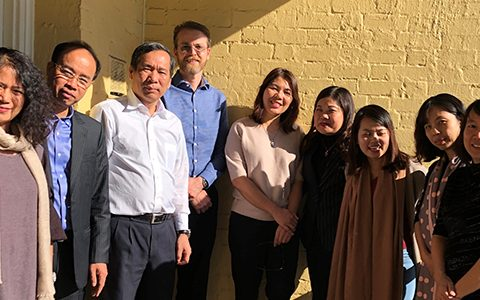 Study tour to Australia will help advance optometry in Vietnam