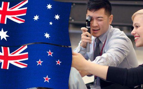 Expat Aussie and Kiwi optometry group forms to help establish careers overseas