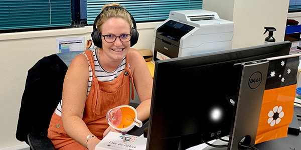 Optometry Australia developing tele-optometry guidelines following telehealth success stories during COVID