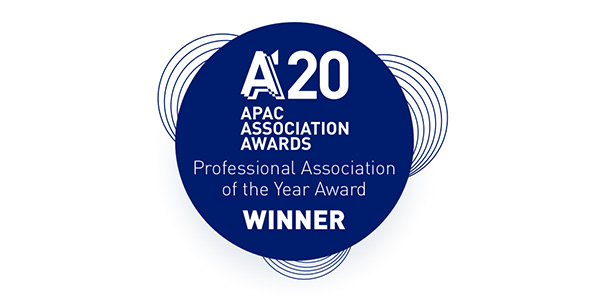 Optometry Australia named APAC Professional Association of the Year