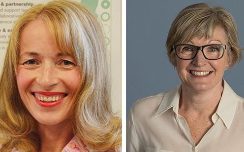 Professor Sharon Bentley and Ms Jane Duffy are the 2019 VOTE Trust Grant winners