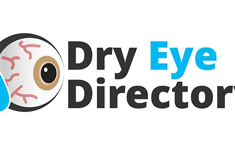 Free dry eye website and directory connects patients to practitioners