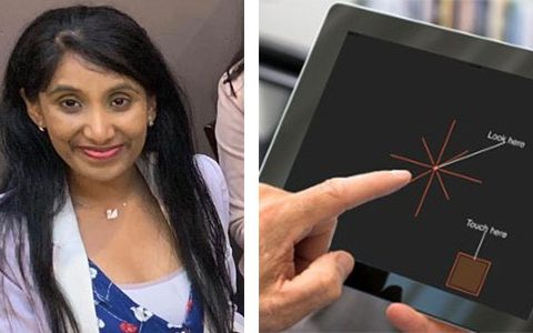iPad App which detects vision problems after stroke may pave way for optometrists to work in neurology wards