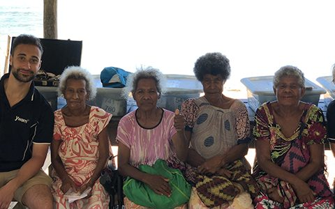 Medical ship brings eye care, health care and hope to Papua New Guinea