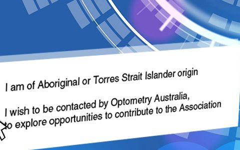 Encouraging optometrists to identify if they are Aboriginal and/or Torres Strait Islander at membership renewal