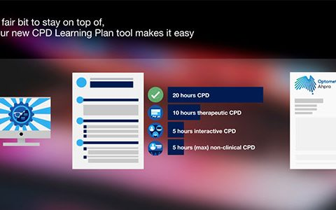 New Learning Plan to help you meet your new CPD requirements