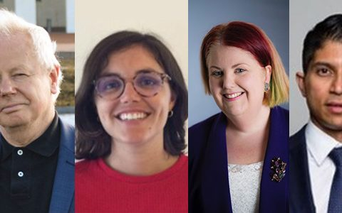Four new directors appointed to national board