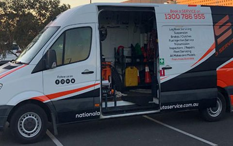 National Auto Service helps maintain Handy Rentals fleet of vehicles Australia-wide
