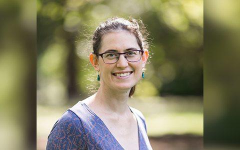 Dr Carla Abbott first optometrist to receive veski science leadership honour
