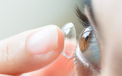 Collaboration to investigate contact lens drug delivery for eye conditions