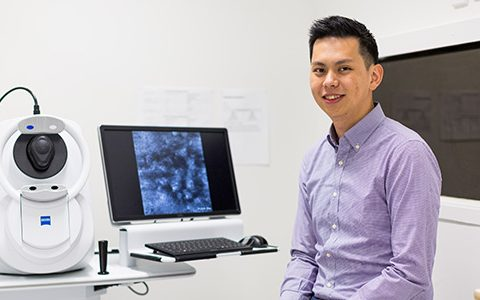 Academy award for outstanding young clinician scientist Zhichao Wu