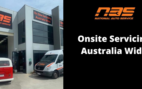 National Auto Service – We come to you for all your vehicle servicing and maintenance!