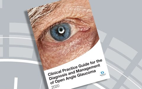 New clinical practice guide on glaucoma for optometrists