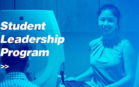 Applications open: 2021 Student Leadership Program