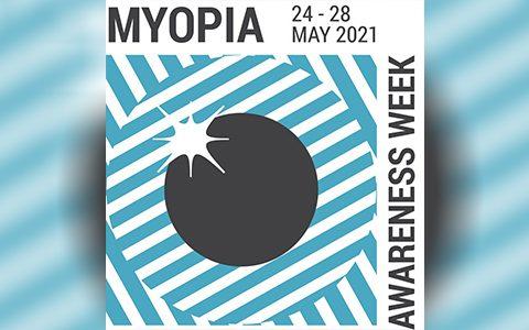 Myopia news update for global Myopia Awareness Week