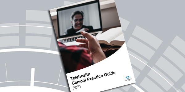 Optometry Australia develops clinical practice guide to integrate telehealth into routine clinical care
