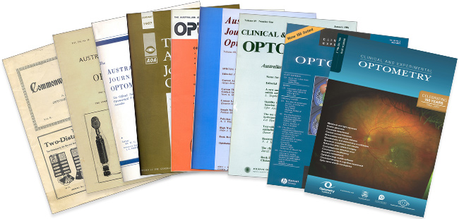 Clinical & Experimental Optometry - Optometry Australia