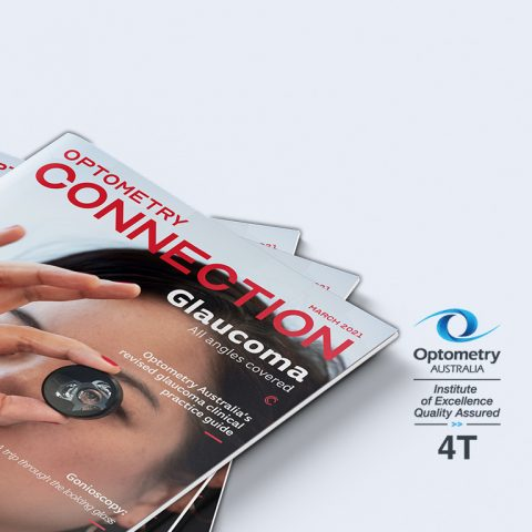 <i>Optometry Connection</i>, your new CPD magazine