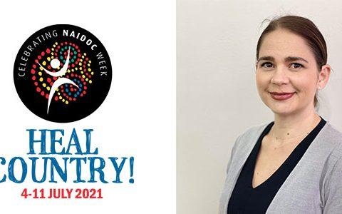 Celebrating OCANZ's first Aboriginal optometrist board member