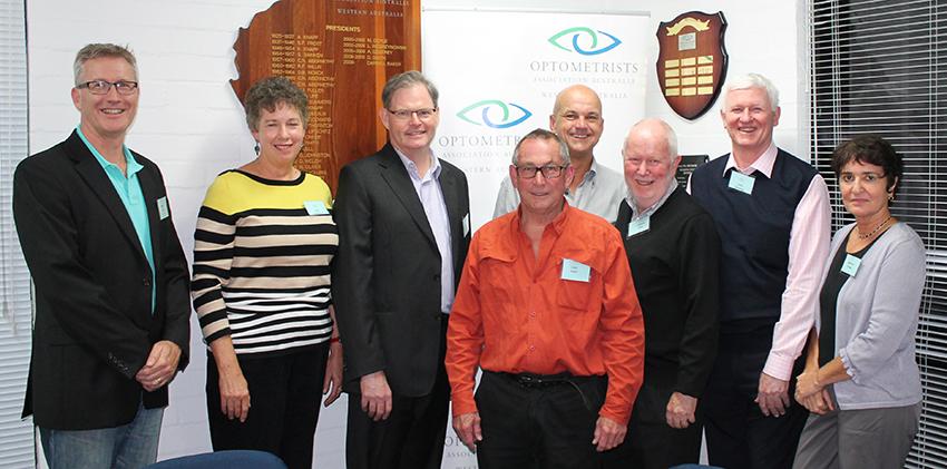 Optometry Board flies west to meet practitioners ...