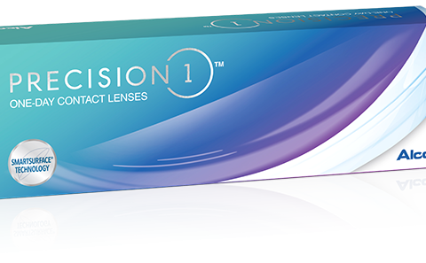 Alcon launches PRECISION1 daily disposable CLs