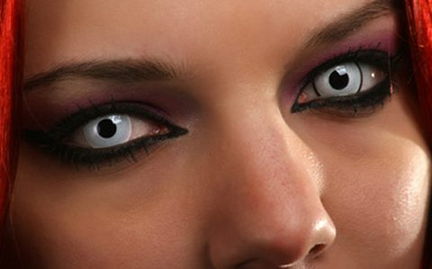 Regulation urged for cosmetic and novelty contact lenses