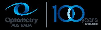 100 Year logo