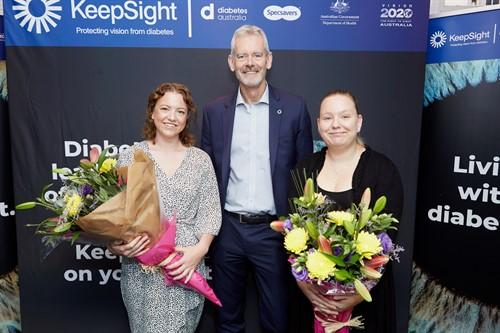 KeepSight - Ebony, Jess Greg