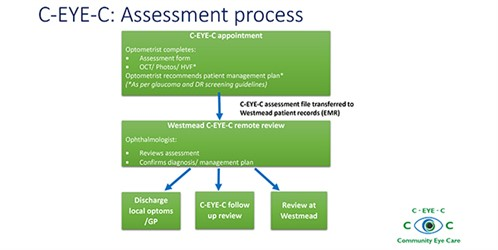 CEYEC - Assessment process - online