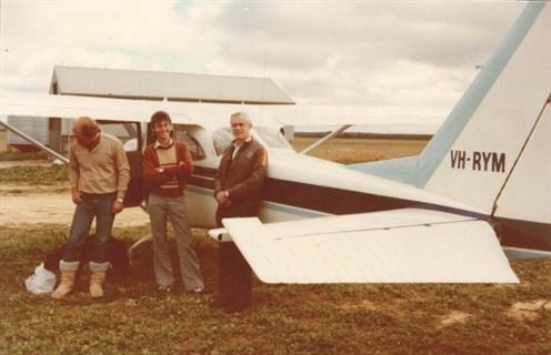 Graham Plane Posepdf