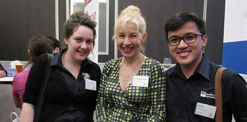 Lily Wegrzynowski with Emily Henry and Vu Bui - Online