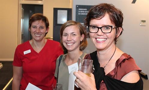 Liz Okely, Renae Snape, Jenny Nicholson - online
