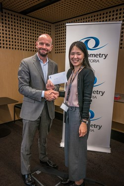 Lucia Kim OV travel award