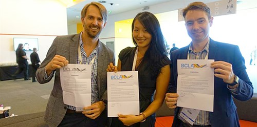 New Australian BCLA Fellows - online