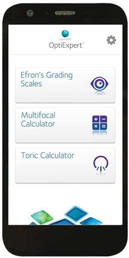 OptiExpert App Image - online