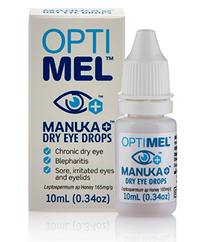 Optimel Manuka dry eye drops - online