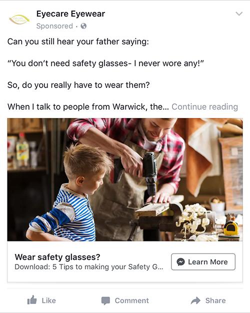 Safety eyewear 2 - online