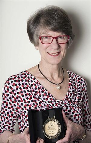 Sandra Shaw - Media Medal - Online