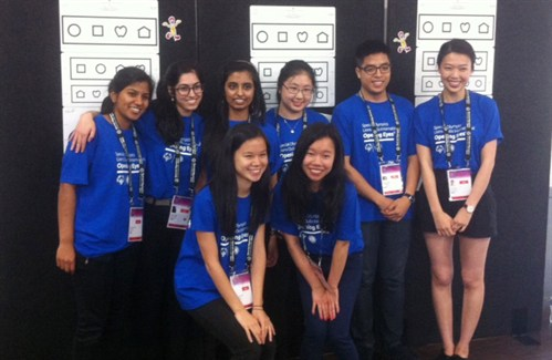 Special Olympics Optometry STUDENTS Team